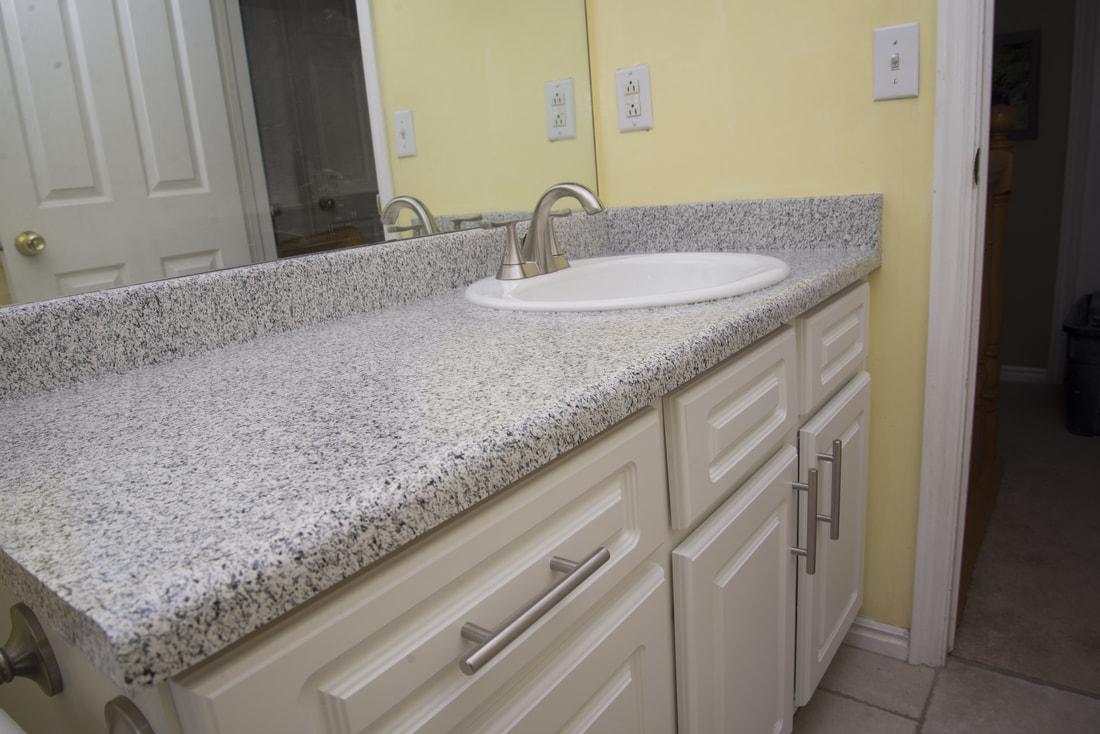 Countertop Sink Cabinet Bathtub Resurfacing Surface Tech